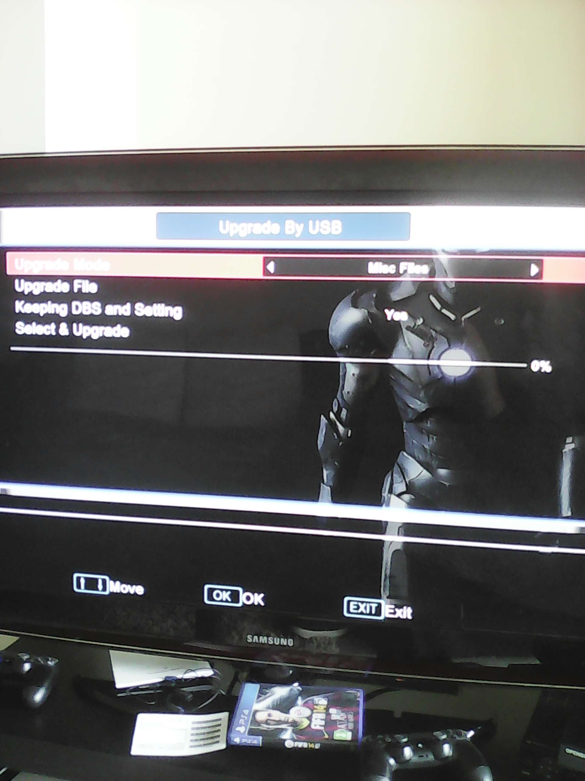 Openbox Channel list Upgrade by USB   My Free TV Box