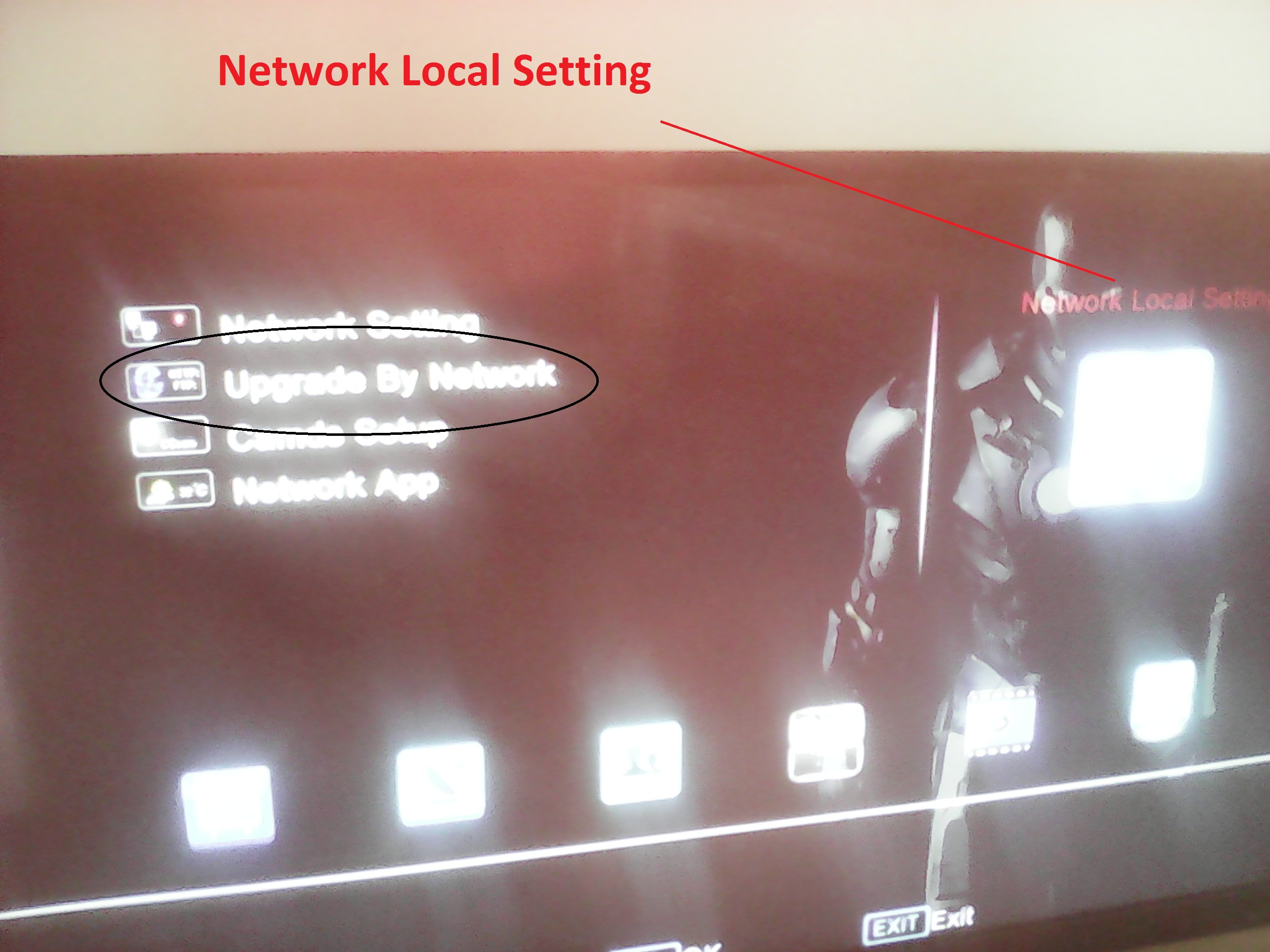 Openbox V8S channel list update by Network | My Free TV Box