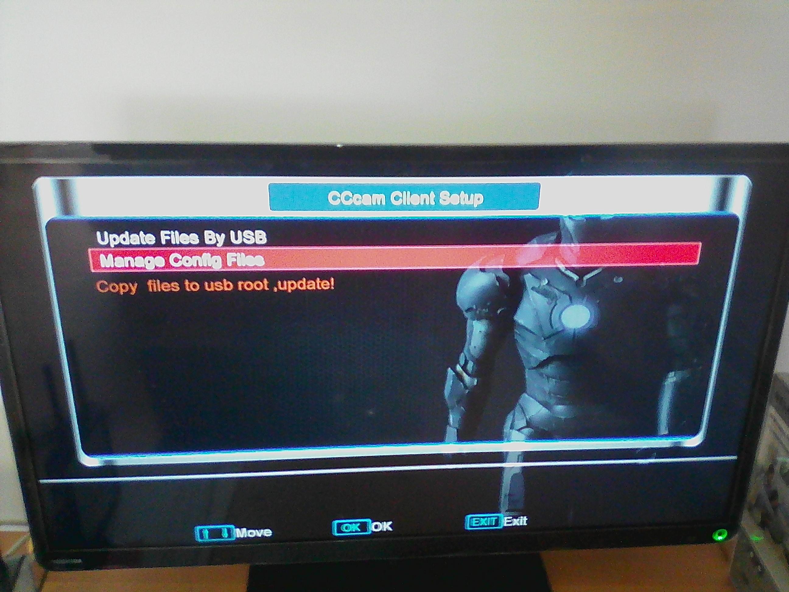 Openbox V8s Cccam Setup