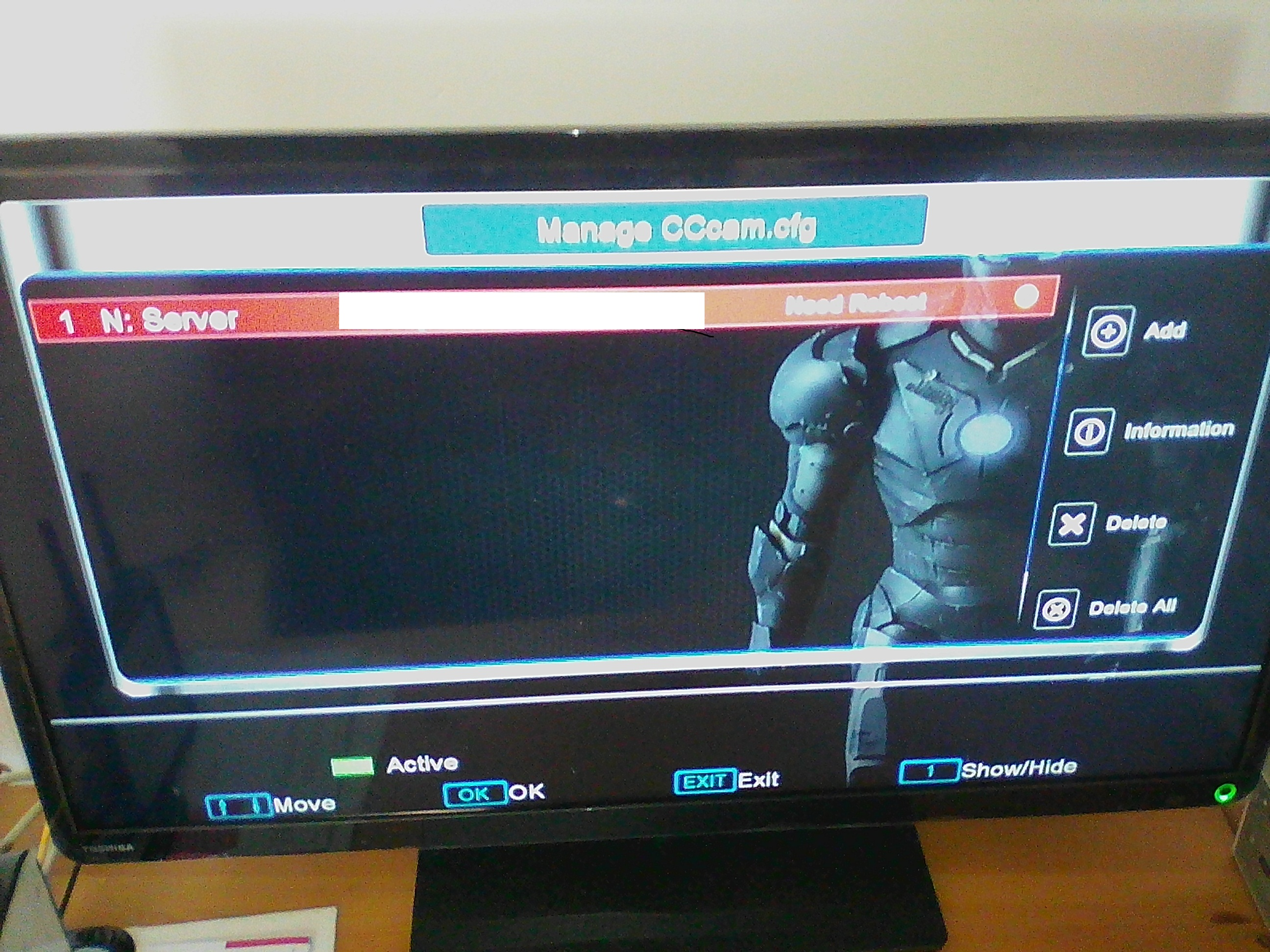 Openbox how to add server connection | My Free TV Box
